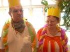 Farsangi mulatság a Koppányvölgye Idősek Otthonában