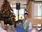 Karácsonyi ünnepség a Koppányvögye Idősek Otthonában