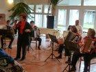 Musette Harmónika Együttes fellépése a Koppányvölgye Idősek Otthonában