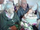 Stadinger Sándorné Oszkó Jolán  104 éves születésnapja