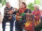 2014 Farsangja a Koppányvölgye Idősek Otthonában